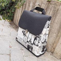 Městský batoh - aktovka