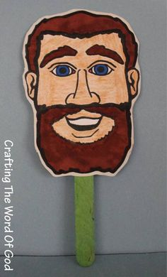 crafts for kids to go with the conversion of Saul - Google Search