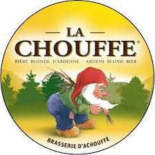 Image result for la chouffe beer logo