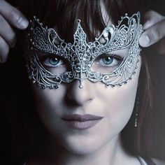 Movies: Fifty Shades Darker: Ana's ready for a masquerade ball in new poster…