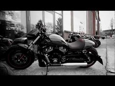 Harley Factory TV: Night Rod Special Super Charged Harley Night Rod, Night Rod Special, Custom Street Bikes, Rock And Roll, Motorcycles, Tv, Rock Roll, Television Set, Rock N Roll