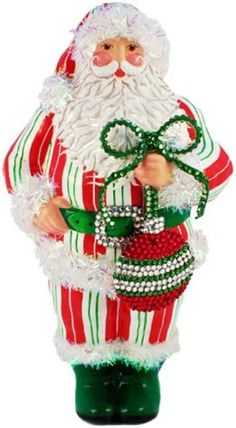 Kris Klaus - Stripe - Milaeger's Christmas Exclusive - www.milaegers.com