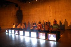 MyndPlay for Tate Modern- Juan Downey Exhibition