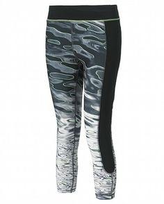 Love these! Mermaid 3/4 Running Leggings by Sweaty Betty £70 #runningtights #printedtights