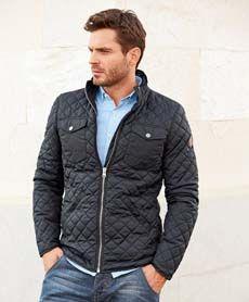 Shine quiltet jakke fra Sportmann.no
