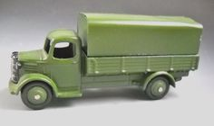Dinky Toys Meccano Ltd England AUSTIN Military Wagon 30sm NO BOX  #DinkyToys #Jaguar