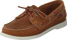 Sebago - Dockside Chocolate Sperrys, Boat Shoes, June, Chocolate, Fashion, Moda, Fashion Styles, Moccasins