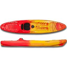 A sporty, fast paddling sit-on-top kayak that offers plenty of top quality features at a great value. Includes molded-in high seat back and leg lifter ergonomically designed with comfort in mind, fishing rod holders and center console for extra storage and fishing accessories. The perfect choice...