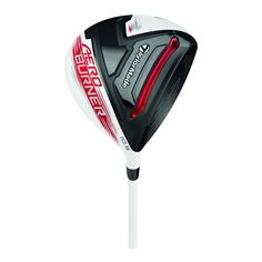 TaylorMade AeroBurner Driver - High end golf clubs available from TaylorMade, to see the latest in clubs visit Foremost Golf now - https://www.foremostgolf.com/taylormade-aeroburner-driver