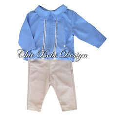 Christening Boy Outfit, Baptism Boy Outfit, Luxury Baby Boy Outfit, Luxury Christening Baby Wear, Boys Blessing Outfit, Boys Ceremony Outfit Baptism Outfit, Boy Baptism, Christening, Suit Shirts, Collar Shirts, Boys Suits, Elegant Outfit, Baby Wearing, Baby Boy Outfits