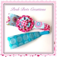 Fabric headbands in all sizes