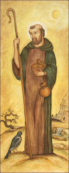 st. benedict : leslie mcnamara