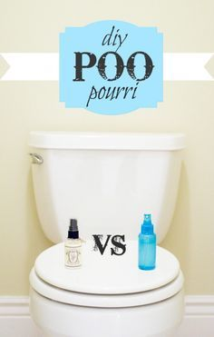 Make your own Poo Pourri recipe and save over 96%!! Works just as well and smells the same. Brilliant! Deodorant Recipes, Homemade Deodorant, Cleaners Homemade, Diy Cleaners, Homemade Toilet Cleaner, Bathroom Cleaners, Cleaning Recipes, Cleaning Tips, Cleaning Solutions