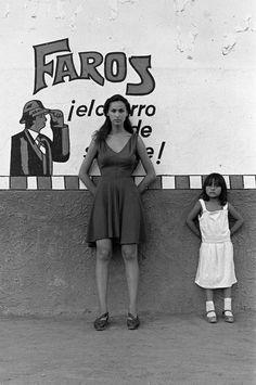 Fashion story with model Cristina Cascardo, Oxaca, Mexico, © Ferdinando Scianna (Magnum Photos)