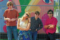 I got Sonic Youth! Which '90s Indie Band Are You?