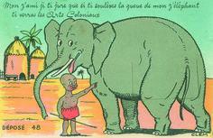 Exposition coloniale internationale de Paris, carte postale, 1931. © Groupe de recherche Achac / DR