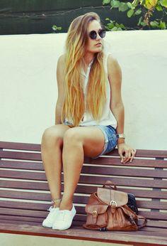 City girl.