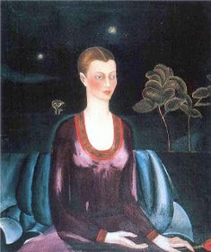 Portrait of Alicia Galant, Retrato de Alicia Galant, Frida Kahlo, C0022