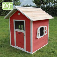 spielhaus exit beach 100 holz rotbraun bei hornbach kaufen garten pinterest spielhaus. Black Bedroom Furniture Sets. Home Design Ideas