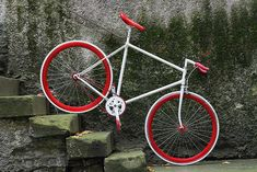 Motobecane - sweet bike and cool picture!