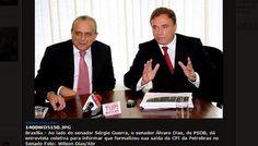 Os R$10 milhões que o PSDB recebeu para obstruir a CPI da Petrobras em 2009 e 2010 não foi só para o Sérgio Guerra | Blog de Francisco Castro