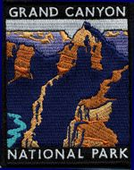 Grand Canyon National Park Patch: Grand Canyon Association - Grand Canyon National Park Books, Games, DVDs, Postcards, Trip Planning,