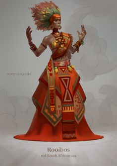 Polished old personal sketches Fantasy Rpg, Medieval Fantasy, Dark Fantasy, Fantasy Girl, African Tribes, African Art, African Beauty, Black Characters, Fantasy Characters