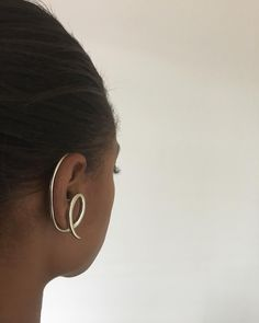Ear Piece by Coyote Negro