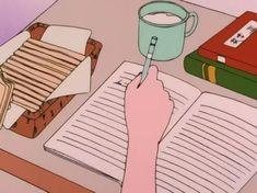https://twitter.com/animeaesthetice Manga Anime, Old Anime, Anime Art, Retro Aesthetic, Aesthetic Anime, Digital Illustration, Character Illustration, Character Concept, Character Design