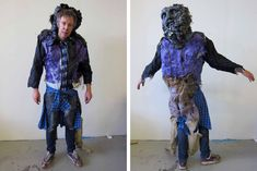 The Making Of | Folkert de Jong's Synthetic, Sculptural Costumes for the Wooster Group