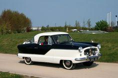 1961 Austin Metropolitan 1500 Coupe
