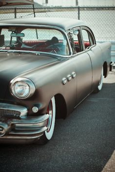 55 Buick Retro and vintage- awesome!