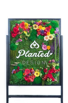 Planted Design is a woman-owned business based in Emeryville, CA that introduces nature in unexpected places by designing custom living vertical gardens, maintenance-free moss walls, and experiential marketing installations. Moss Wall Art, Moss Art, Elephant Room, Moss Decor, Ed Design, Green Business, Plant Wall, Green Walls, Plant Design