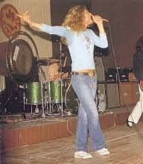 Image result for rare robert plant photos