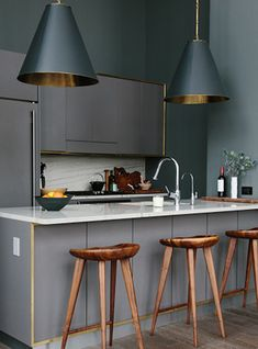 10 Gorgeous Kitchens To Inspire A Remodel+#refinery29uk