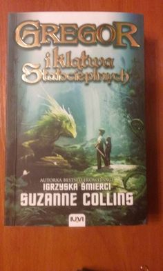 ♥ Gregor and the curse of the Warmbloods ♥ Polish Version ♥ Gregor i klątwa Stałocieplnych ♥