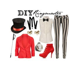 """DIY Ringmaster"" by shannonkathleen on Polyvore"