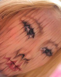 The Makeup Illusions of Dain Yoon | Girly Design Blog