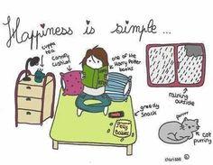 Happiness (INFJ) @Rachel berry