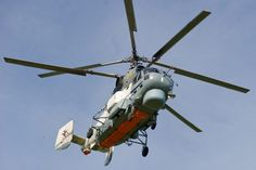 """Russian Navy Kamov Ka-27 """"Helix"""" anti-submarine and transport helicopter"""