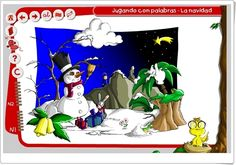 Spanish Christmas Vocabulary - Great Online Activities from Spain - Spanish Playground Spanish Vocabulary, Vocabulary Games, Spanish Language Learning, Teaching Spanish, Vocabulary Strategies, Spanish Games For Kids, Spanish Activities, Spanish Songs, How To Speak Spanish
