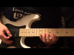 The Secret of Shred Guitar Part 1 of 3 ( with Tabs ) - YouTube