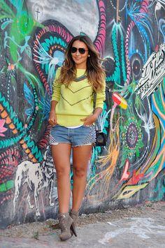 Brazilian Fashion Blogger - Lala Noleto
