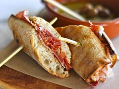 Jamon, jamon on Pinterest | Prosciutto, Hams and Recetas