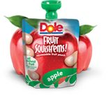 Fruit Squish'ems! Squeezabable Fruit Snacks | Dole