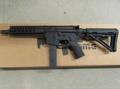 "CMMG 9mm 8.5"" barrel"
