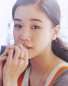 Yuu Aoi (蒼井 優).  I'm in love.