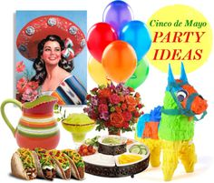 This Entertaining Guide shares Cinco de Mayo party ideas, including festive decorations, fun games and entertainment, and easy food and beverage tips.