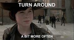 Walking Dead Funny | ... zombie apocalypse. (after watching 2.5 seasons of The Walking Dead