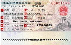 Visa Hong Kong - điều kiện cần để đi du lịch Hong Kong